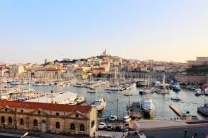 Vieux-port de Marseille - Cover The Colivers