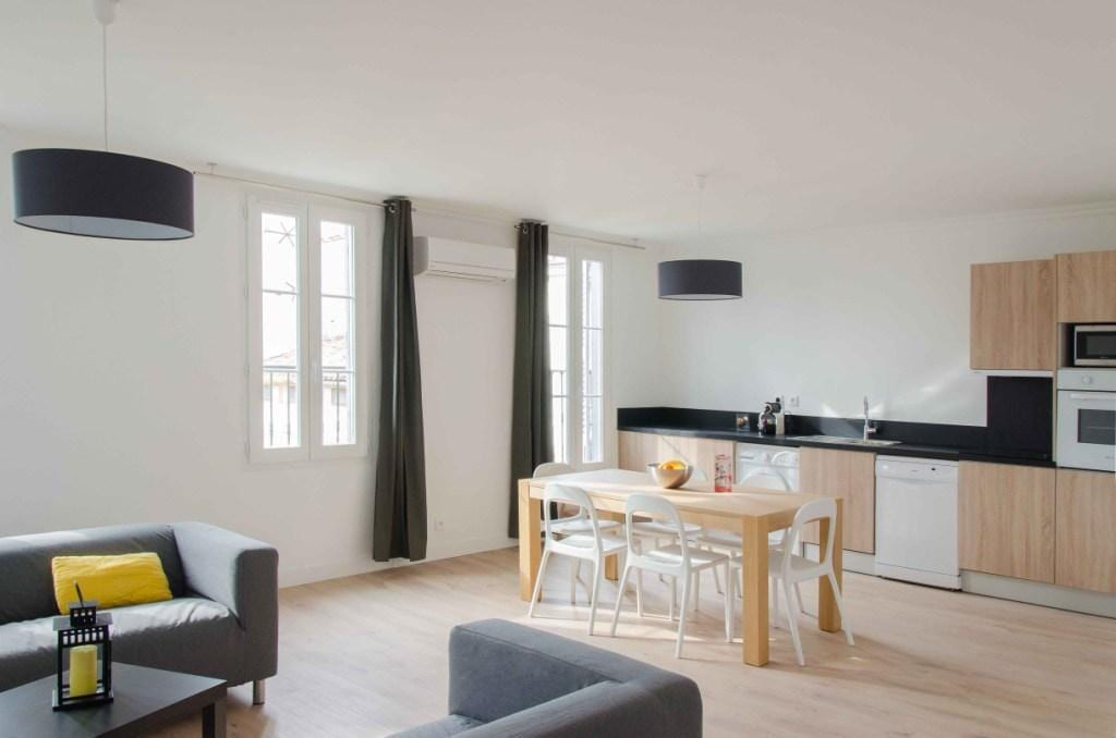 Furnished apartments for youths in Marseille Castellane