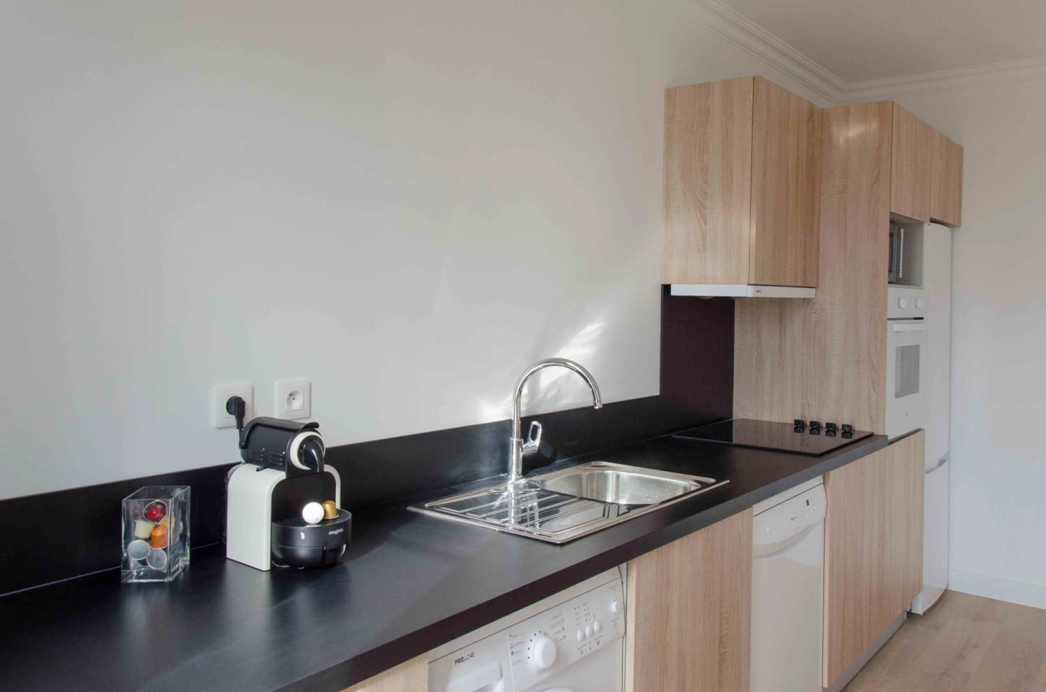 Furnished 4 rooms apartment in Marseille Castellane