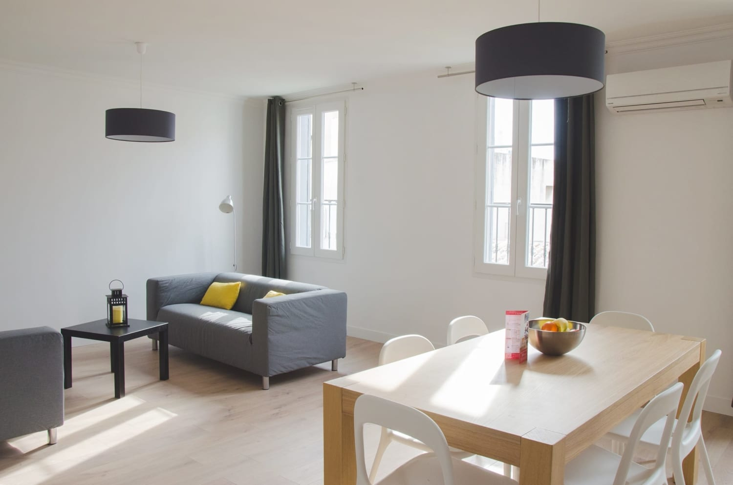 Comfortable and furnished apartment in Marseille Castellane