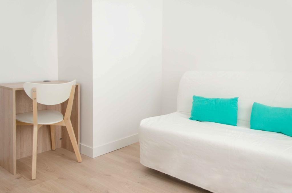 Chambre en colocation à Castellane`centre-ville Marseille