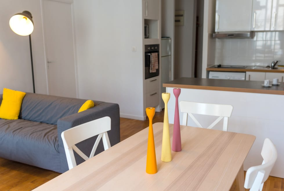 Furnished apartment to share in Marseille downtown