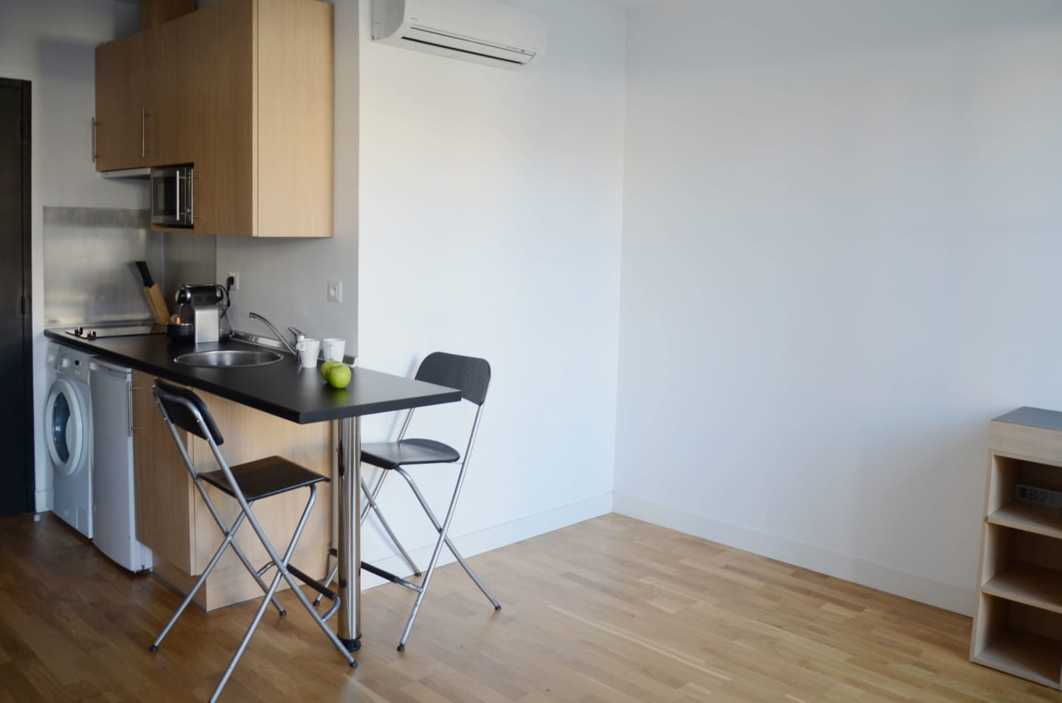 Furnished studio apartment in Lafon street Marseille