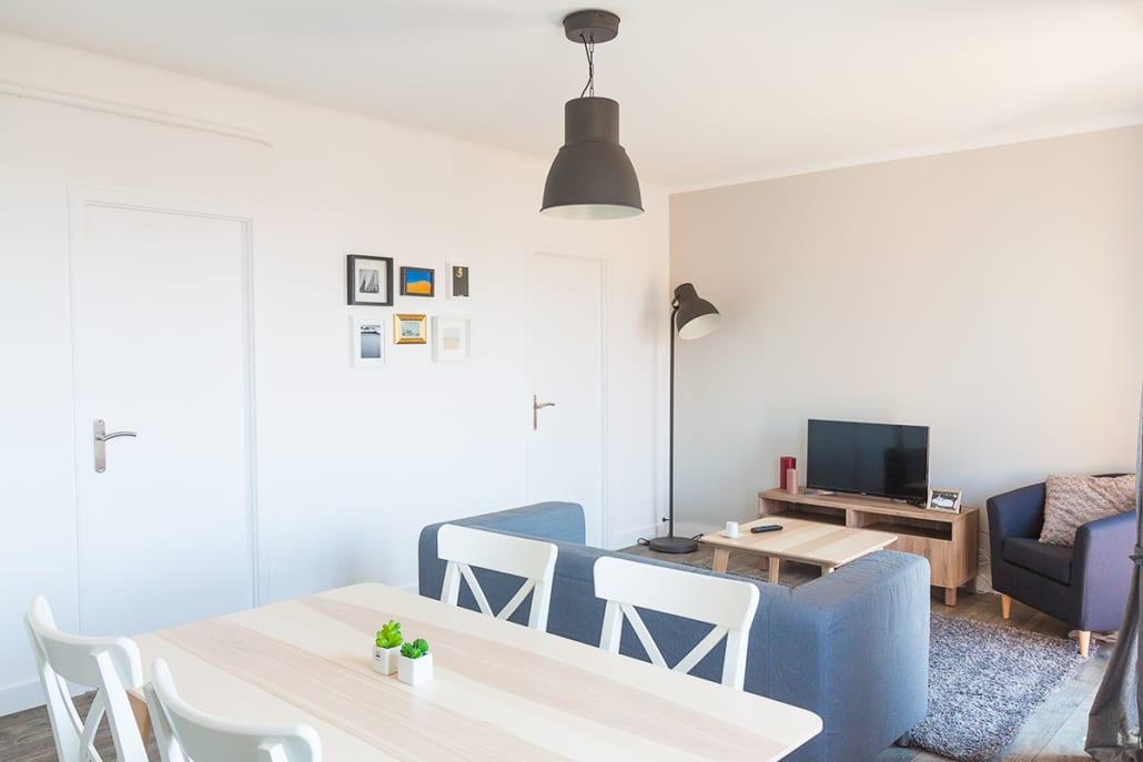 Chambre en colocation Philippe Solari à Aix-en-Provence