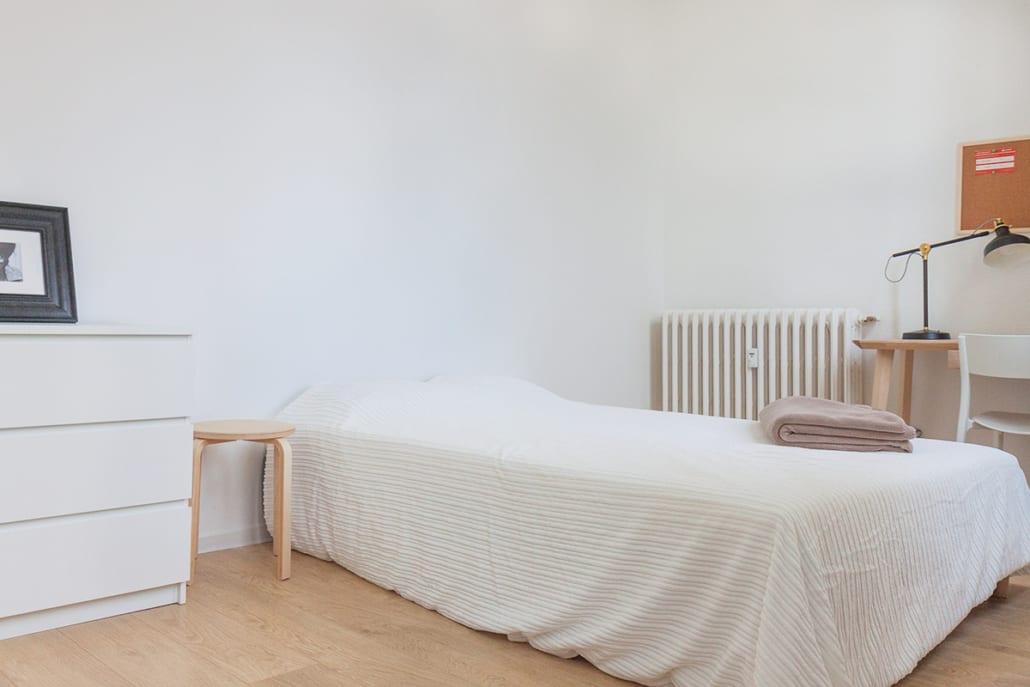 Chambre en colocation Jean Jaurès à Aix-en-Provence