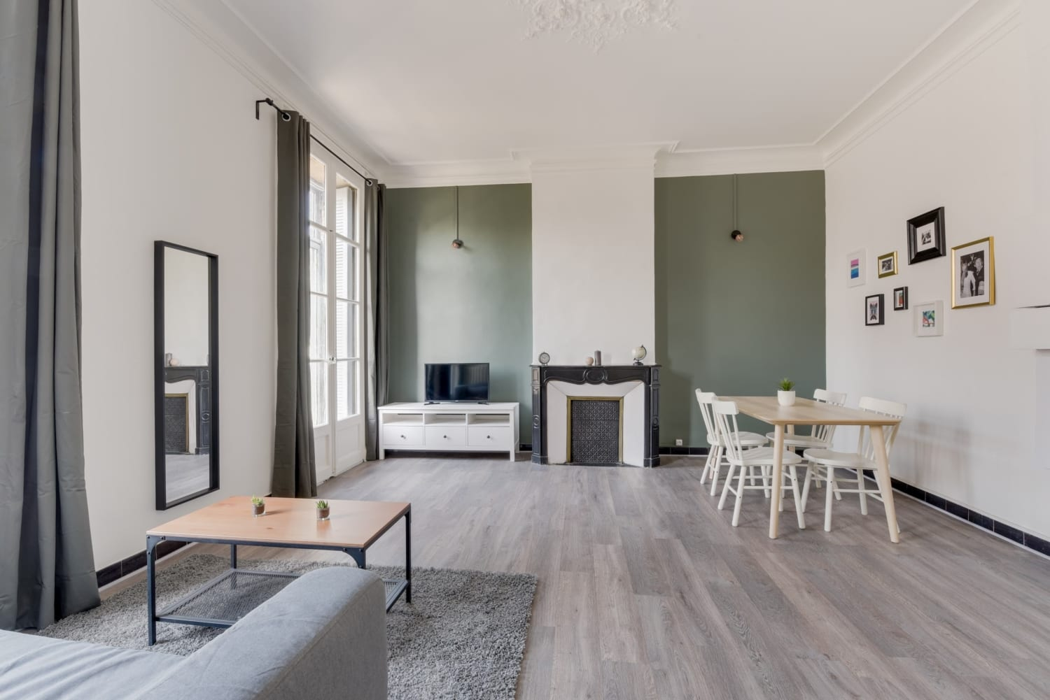 Furnished shared apartment in Montpellier
