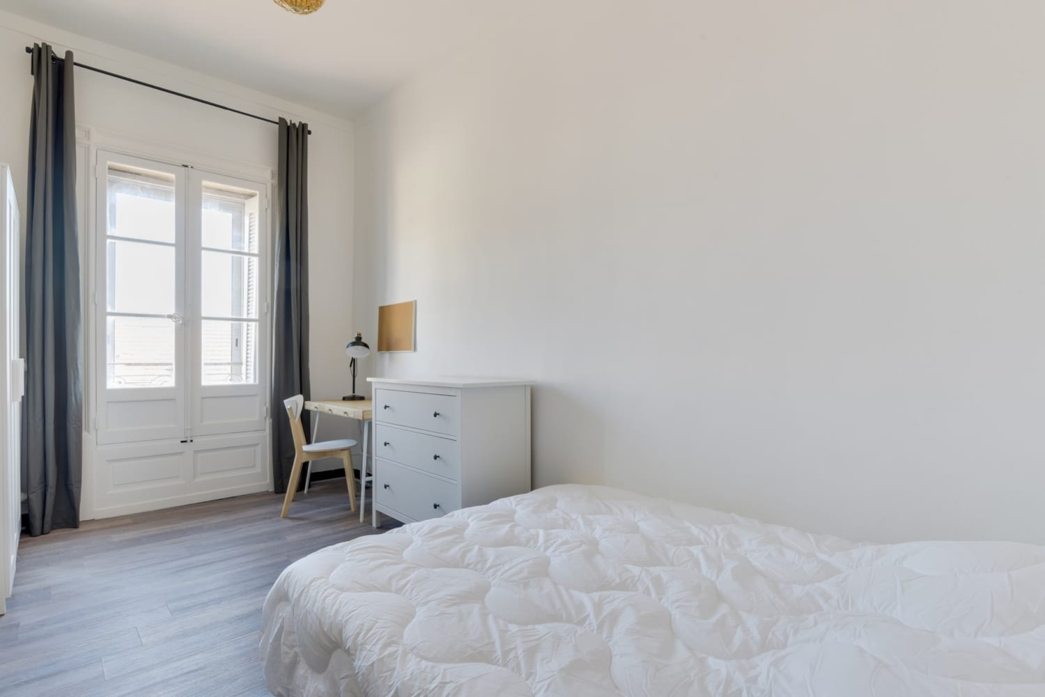 Fully equipped room in a shared apartment in Montpellier