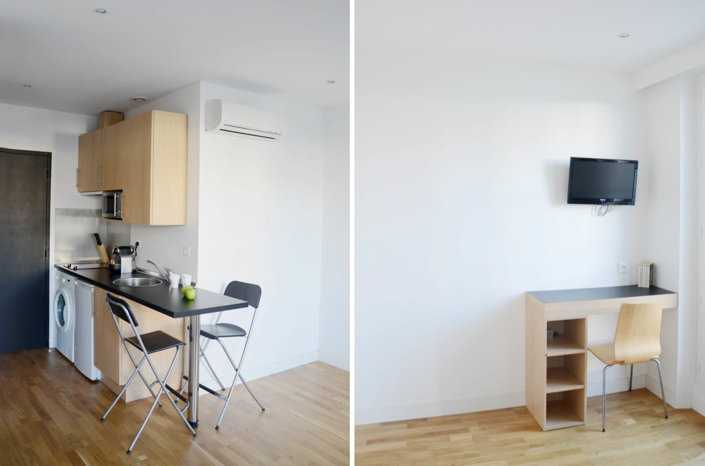 Studio Rue Lafon Castellane Marseille