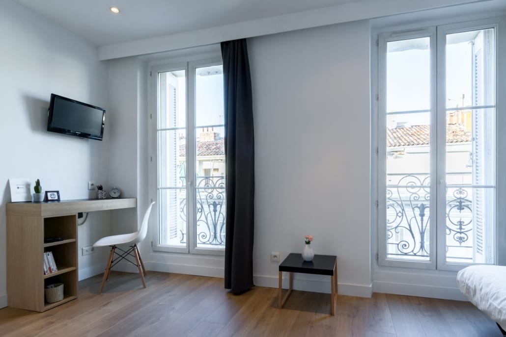 Appartement en plein centre ville de Marseille