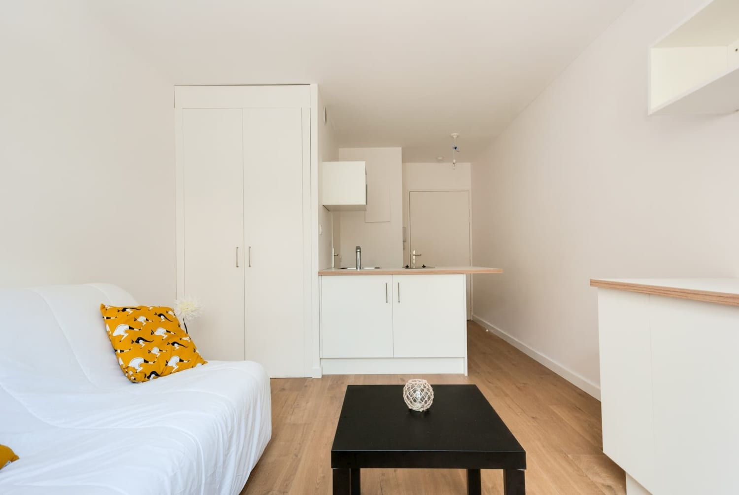 Individual apartment on Fabrici boulevard Marseille