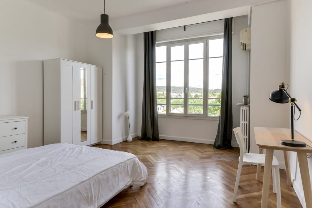 Shared room at Jules Ferry avenue Aix-en-Provence