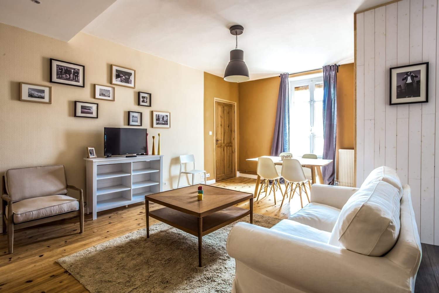 Fully equipped shared apartment in Lyon