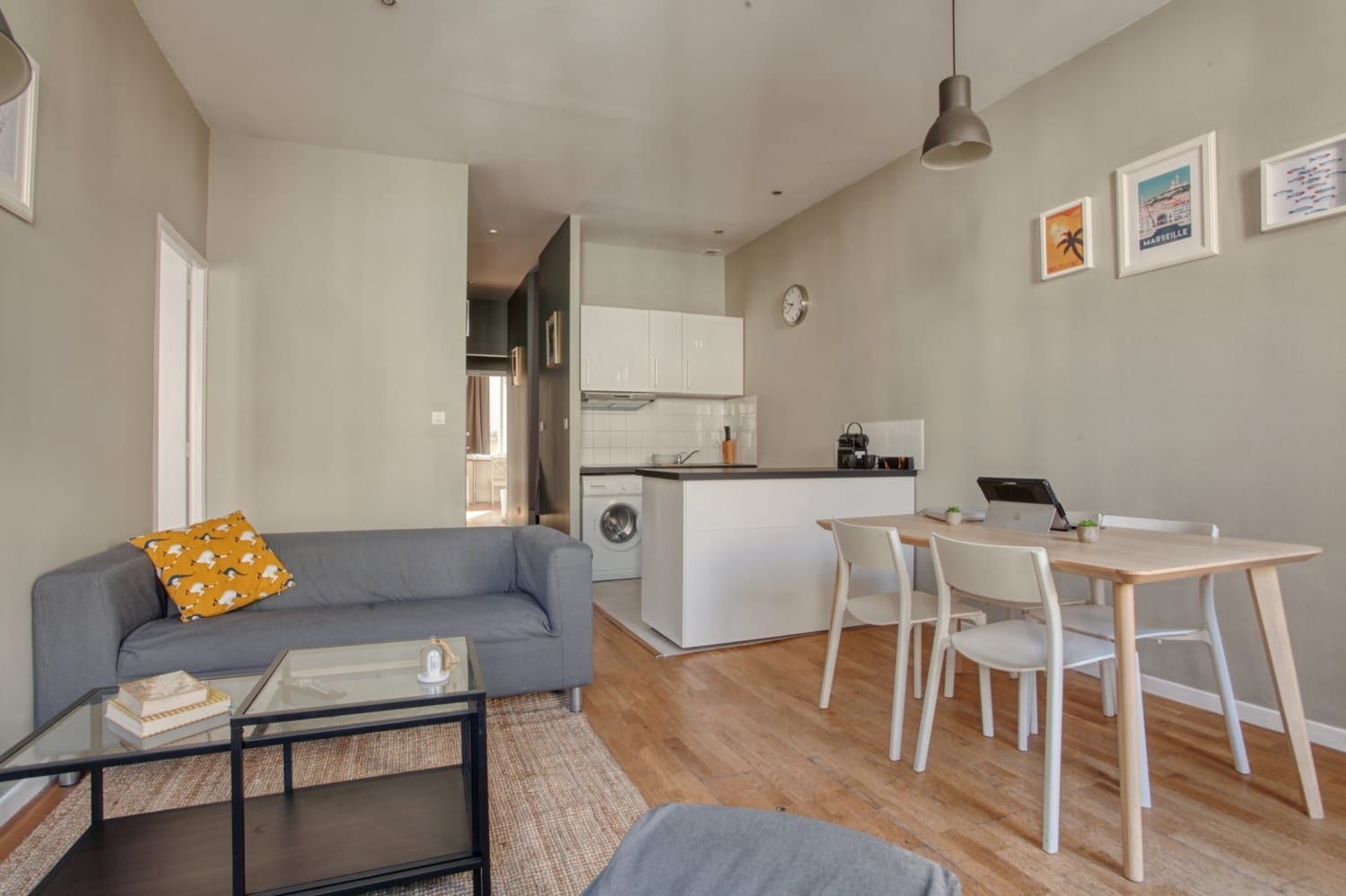 Furnished flats in Marseille