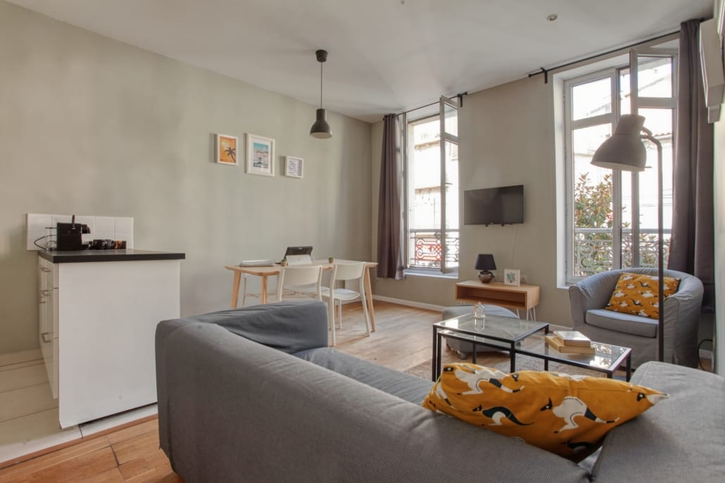 Appartement en colocation à Marseille