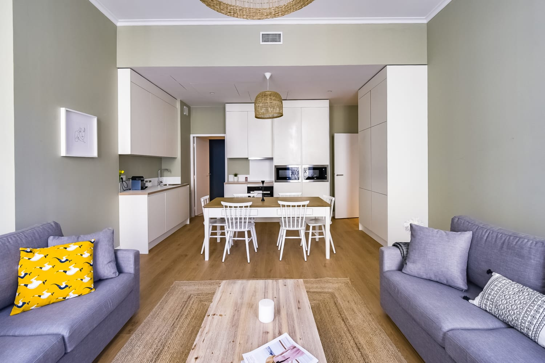 Appartement en colocation à rue Paradis, Marseille préfecture