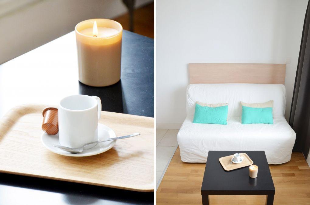 appartement meublé moderne et équipé