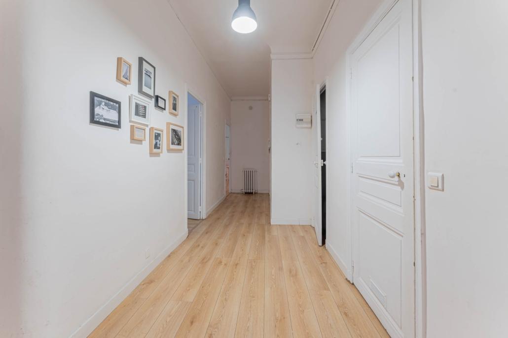Couloir d'appartement